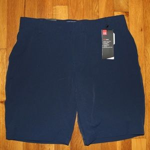 "NEW Under Armour UA Links 9"" Golf Shorts Women 10"